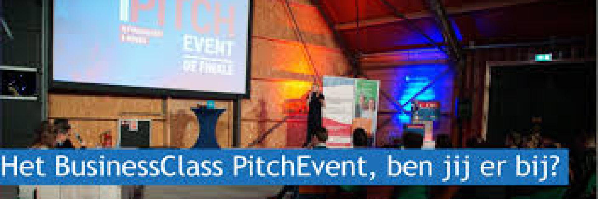 BusinessClass Pitch Event