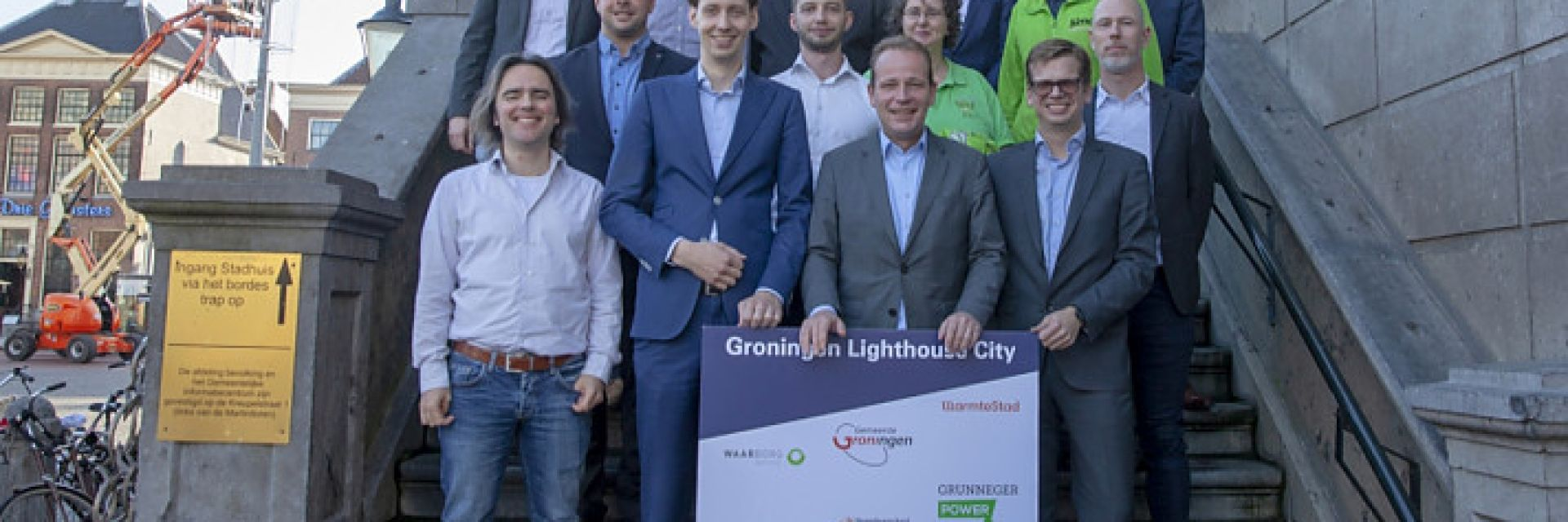 Europe appoints Groningen as 'Lighthouse City'