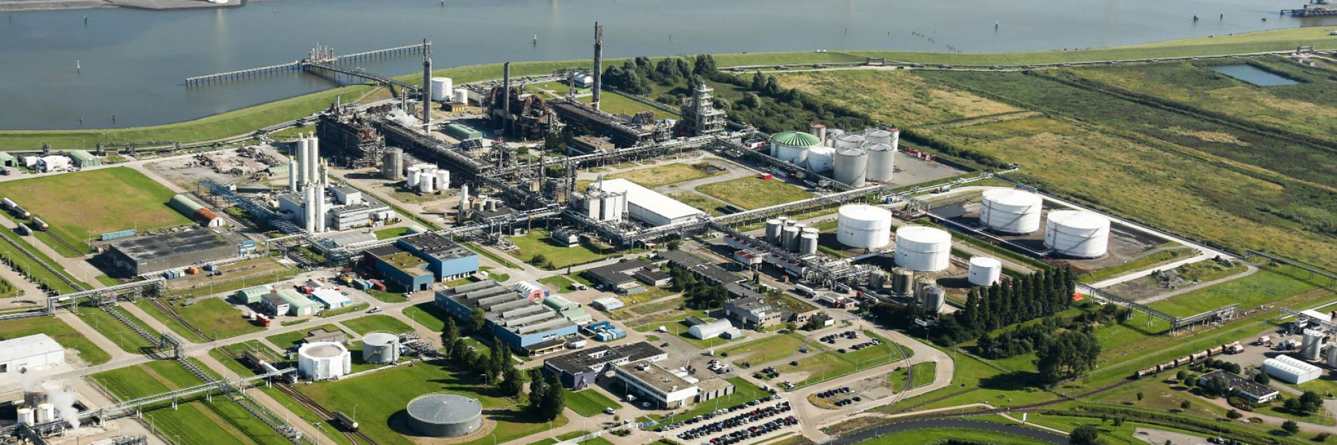 Chemport Industry Campus for testing grounds in Delfzijl