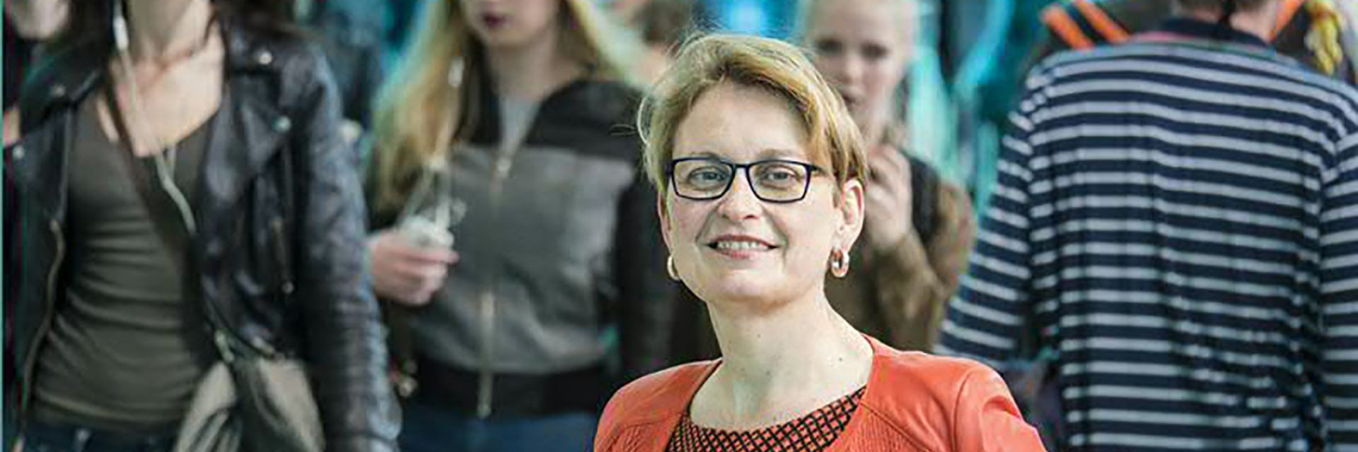 Prof. Cisca Wijmenga appointed Knight of the Order of the Dutch Lion