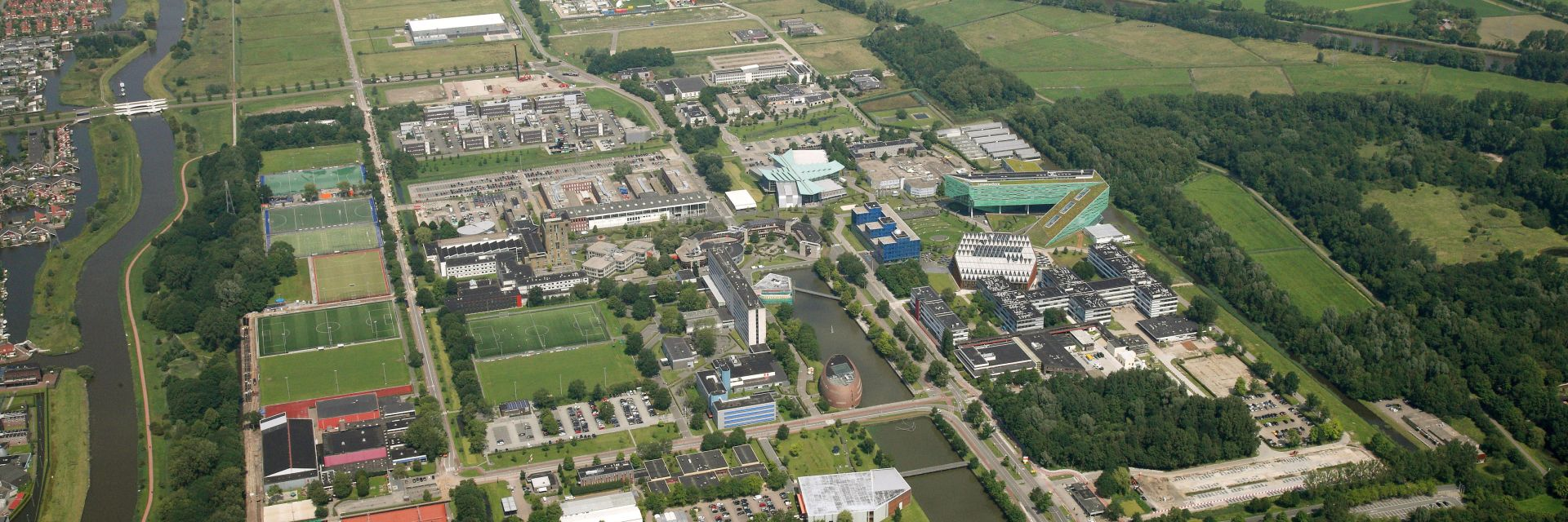 RIG subsidy of 15 million for Zernike Campus Groningen and Eemsdelta