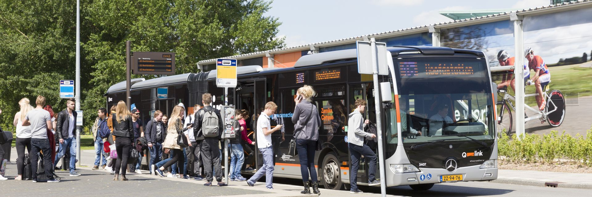 Pre-Welcome Day voor non-EU studenten