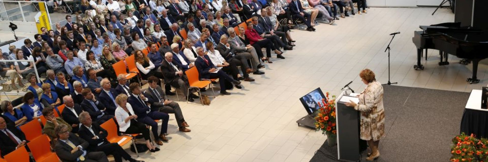 Opening academic year Hanze University