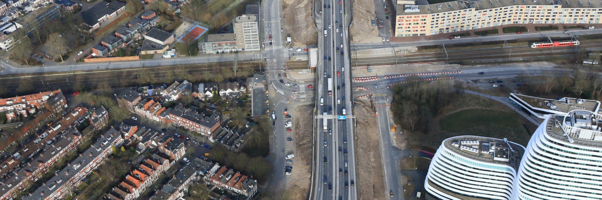 Partial closing of the southern Ringway during May 9-14