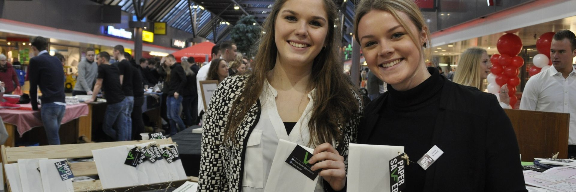 Students Hanze University organise 'Musthave Marketday'