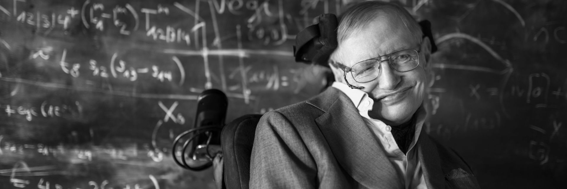 Lezing - Stephen Hawking, a scientific star?