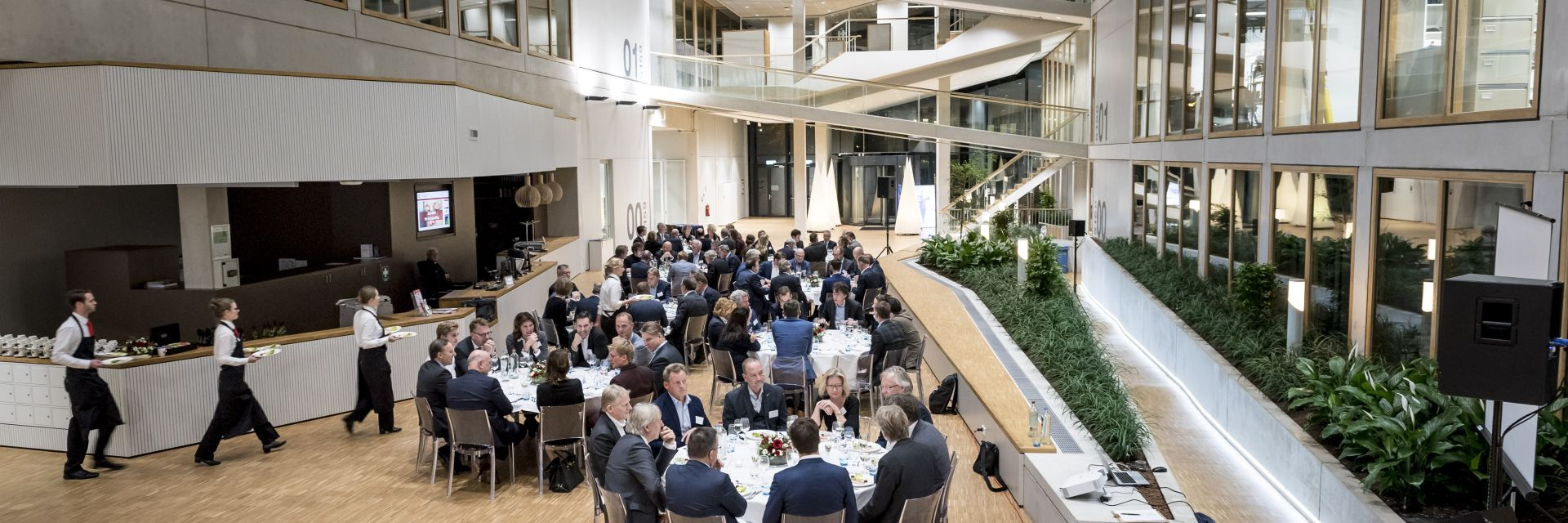 Entrepreneurs on Campus Dinner 2018