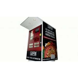 The pizza machine